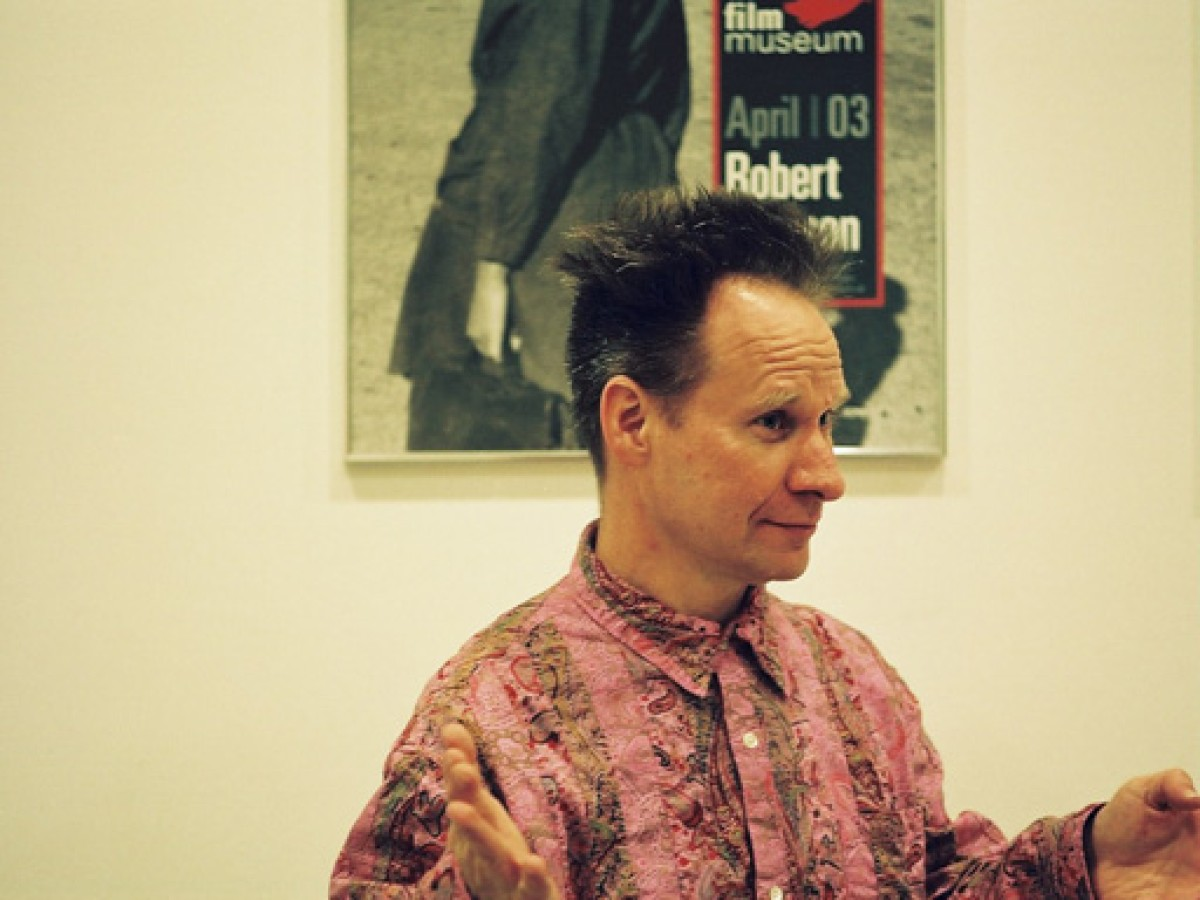 Peter Sellars @ Simon Mullan