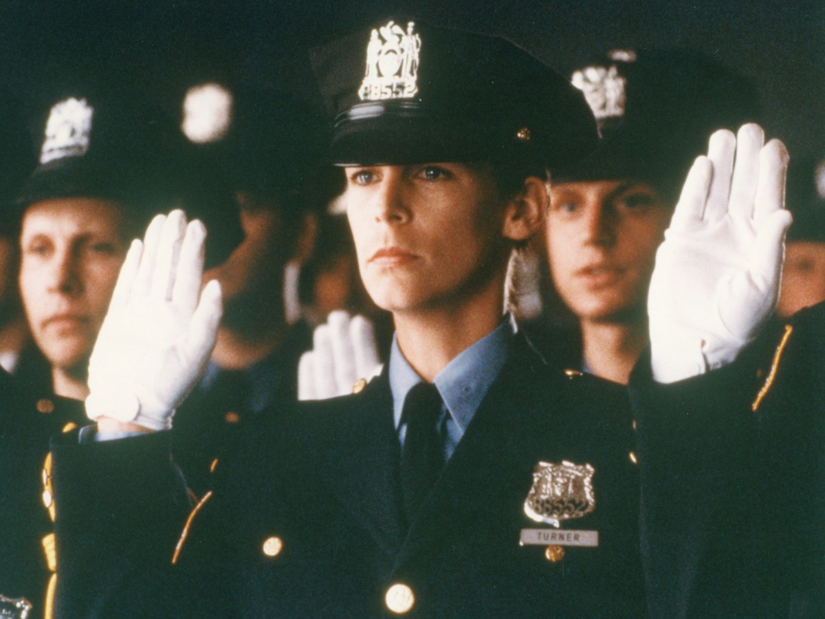 Blue Steel, 1990, Kathryn Bigelow