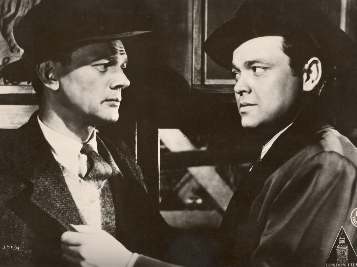 The Third Man, 1949, Carol Reed