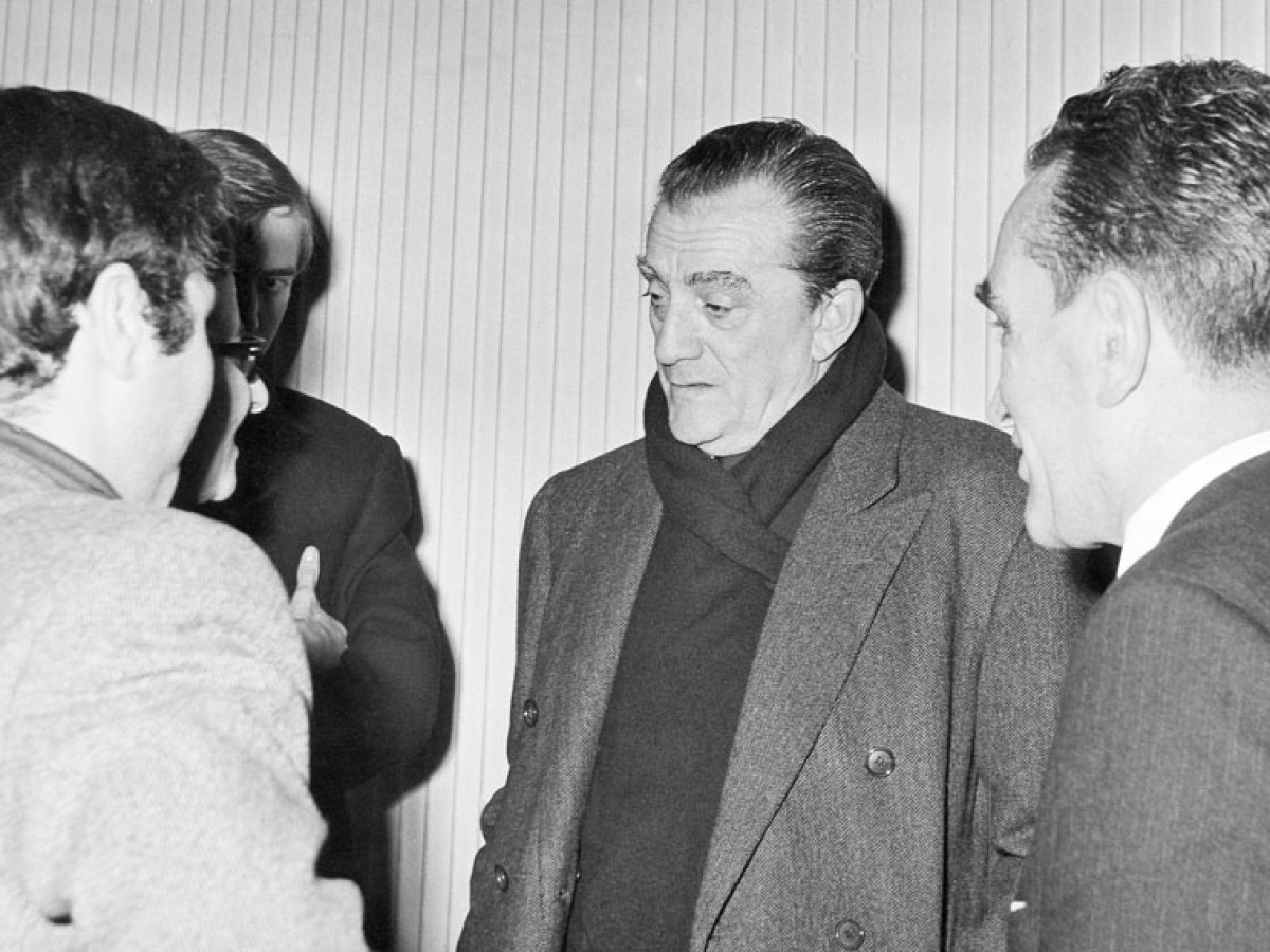 Luchino Visconti © Foto Fanedl