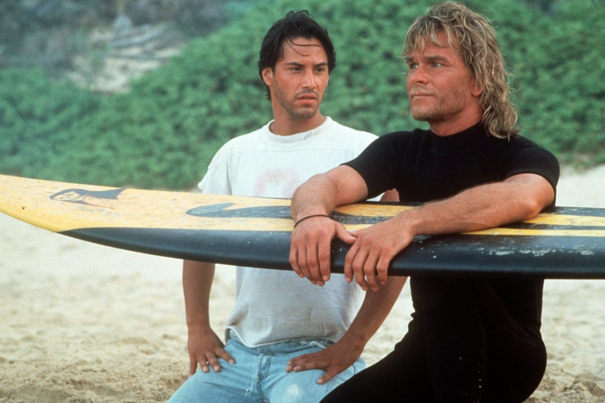 Point Break, 1991, Kathryn Bigelow