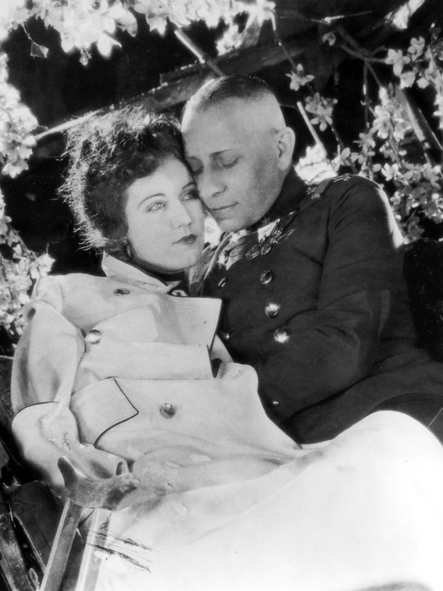 The Wedding March, 1928, Erich von Stroheim (Foto: Courtesy of Photoplay Productions)