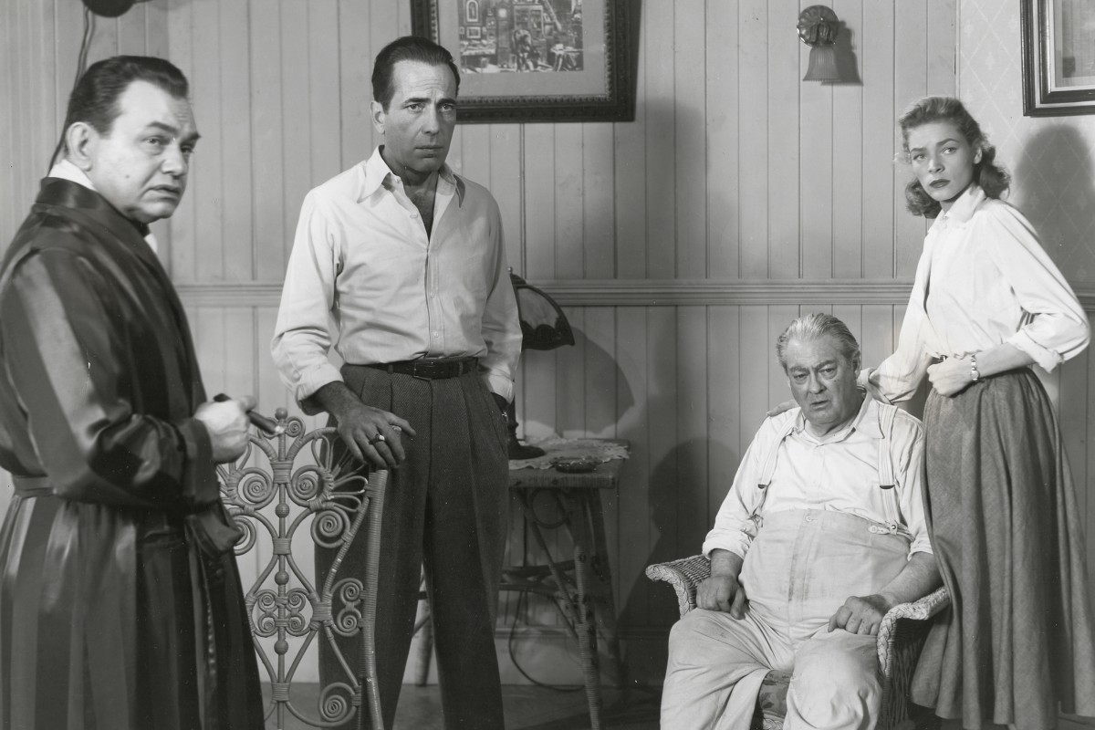 Key Largo, 1948, John Huston