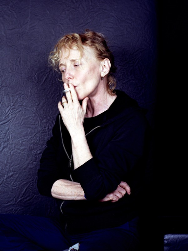 Claire Denis (Foto: Ruth Ehrmann)