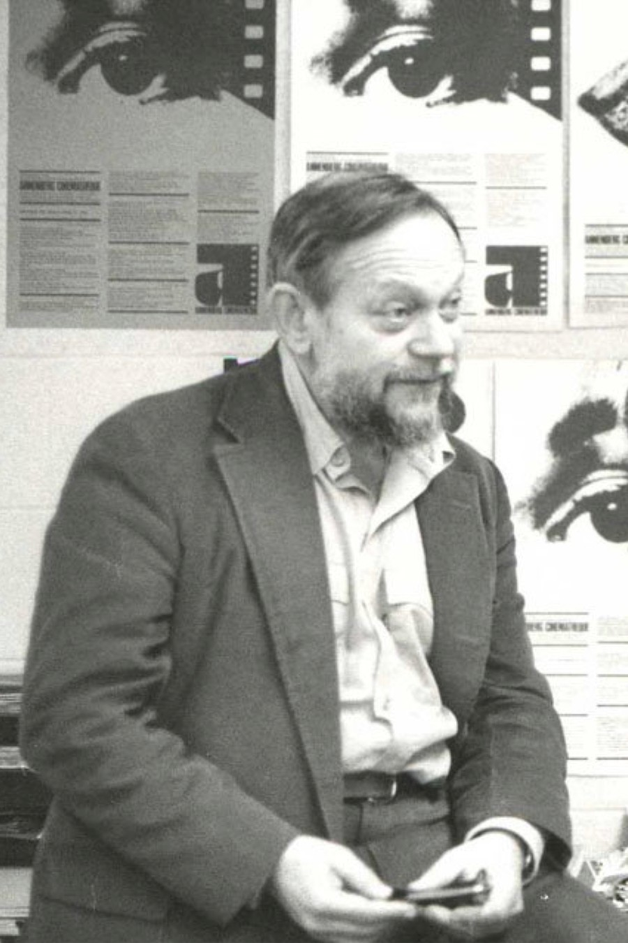 Amos Vogel (Courtesy Annenberg School of Communication)
