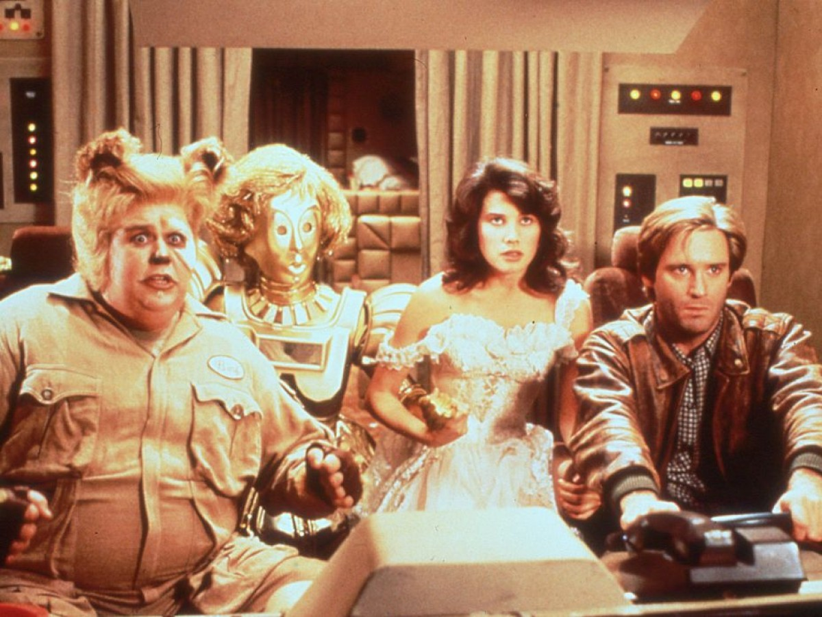 Spaceballs, 1987, Mel Brooks
