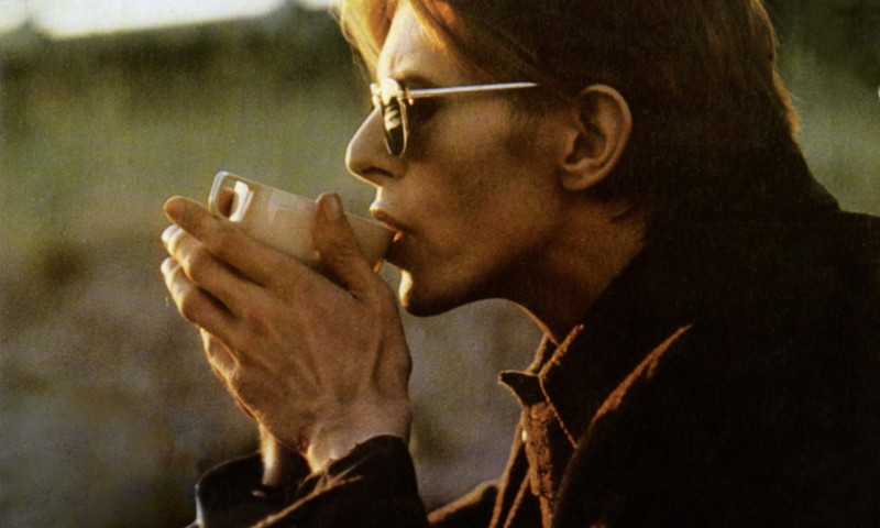 The Man Who Fell to Earth, 1976, Nicolas Roeg (Courtesy of Cinématheque suisse)