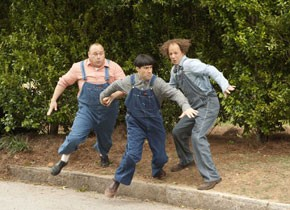 The Three Stooges, 2012, Peter & Bobby Farrelly