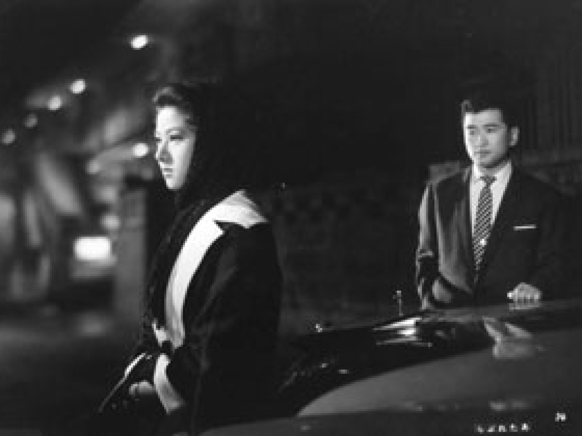 Rabu reta (Love Letter) © 1959 Nikkatsu Corporation