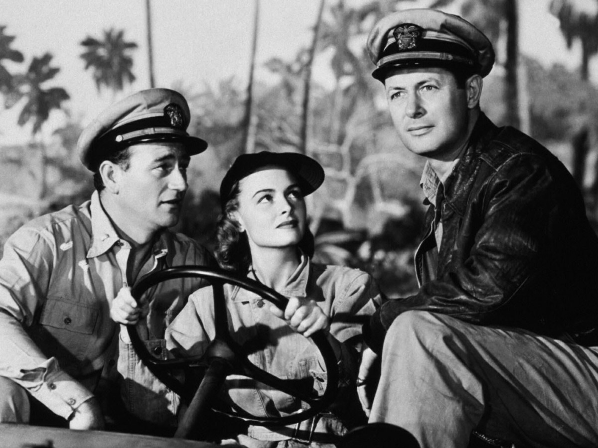 They Were Expendable, 1945, John Ford