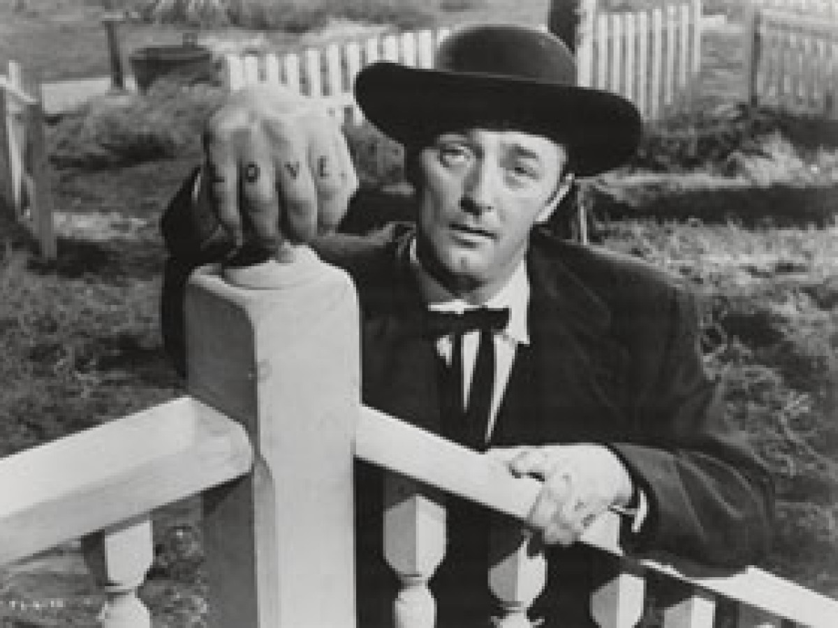 The Night of the Hunter, 1955, Charles Laughton