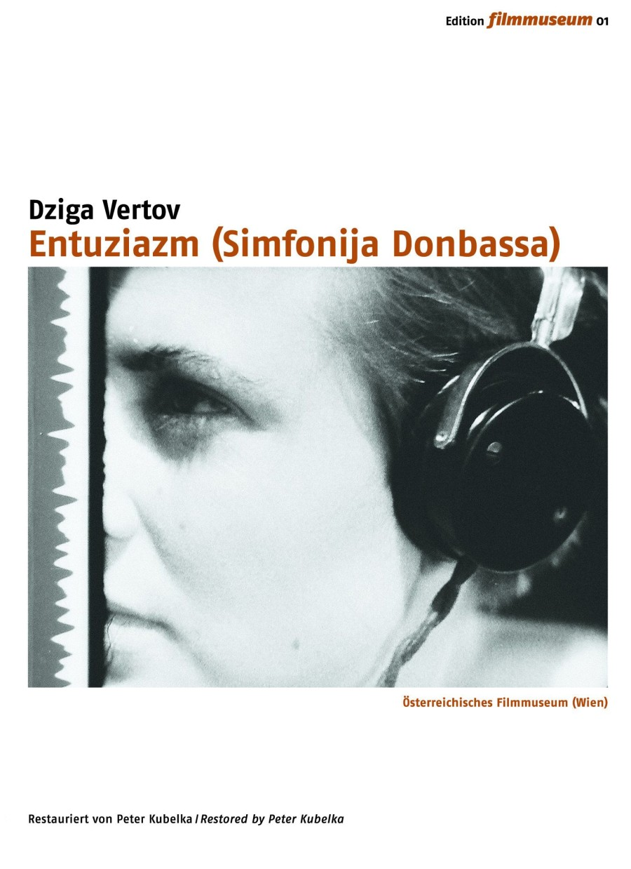 DVD-Cover Entuziazm