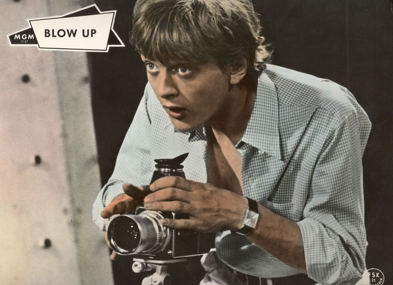 Blow-Up, 1966, Michelangelo Antonioni