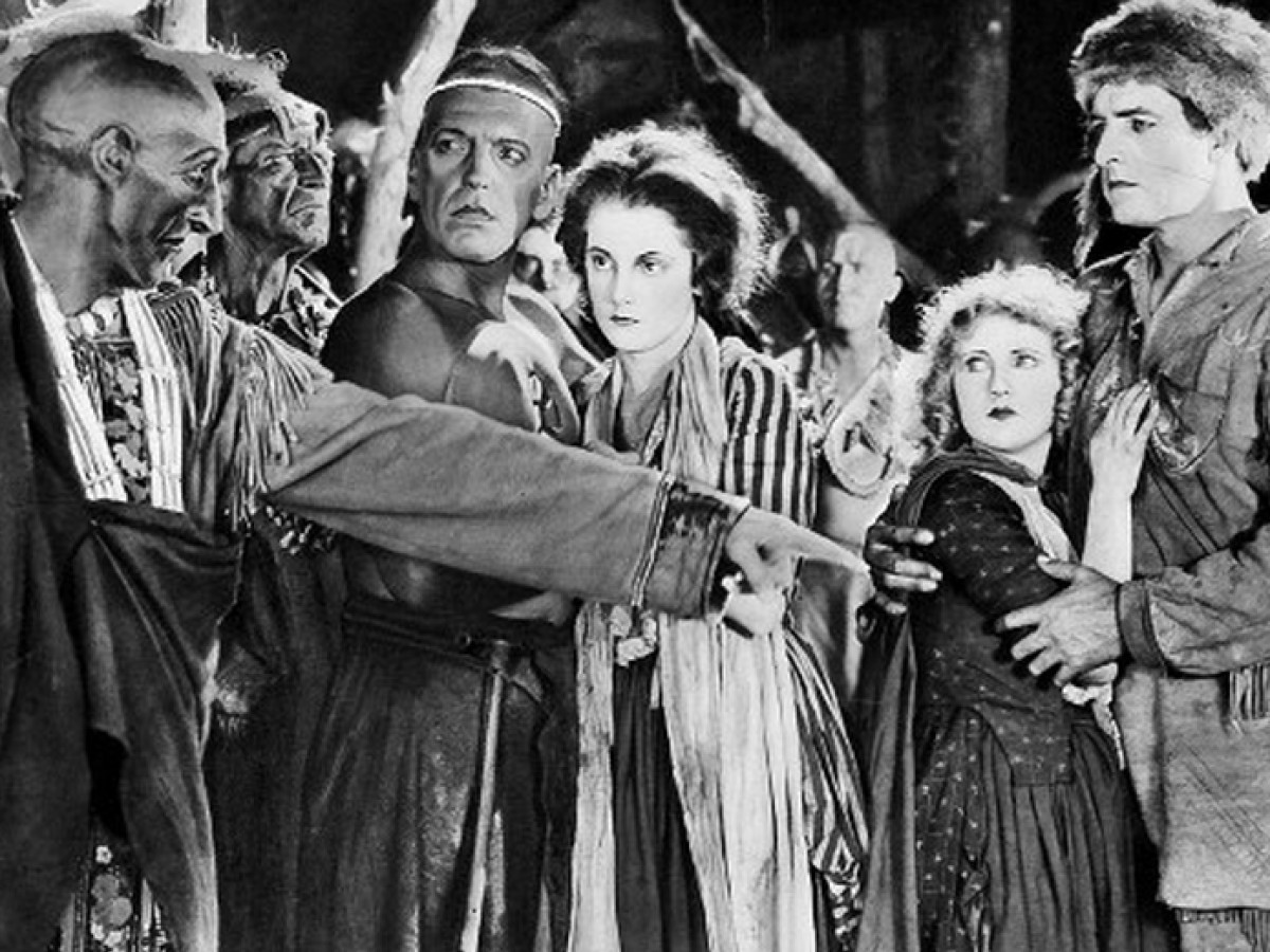 The Last of the Mohicans, 1920, Maurice Tourneur & Clarence Brown