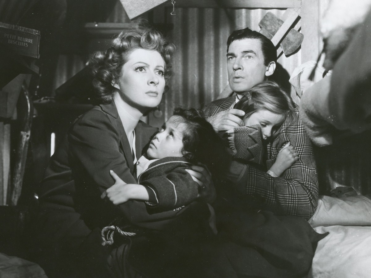 Mrs. Miniver, 1942, William Wyler