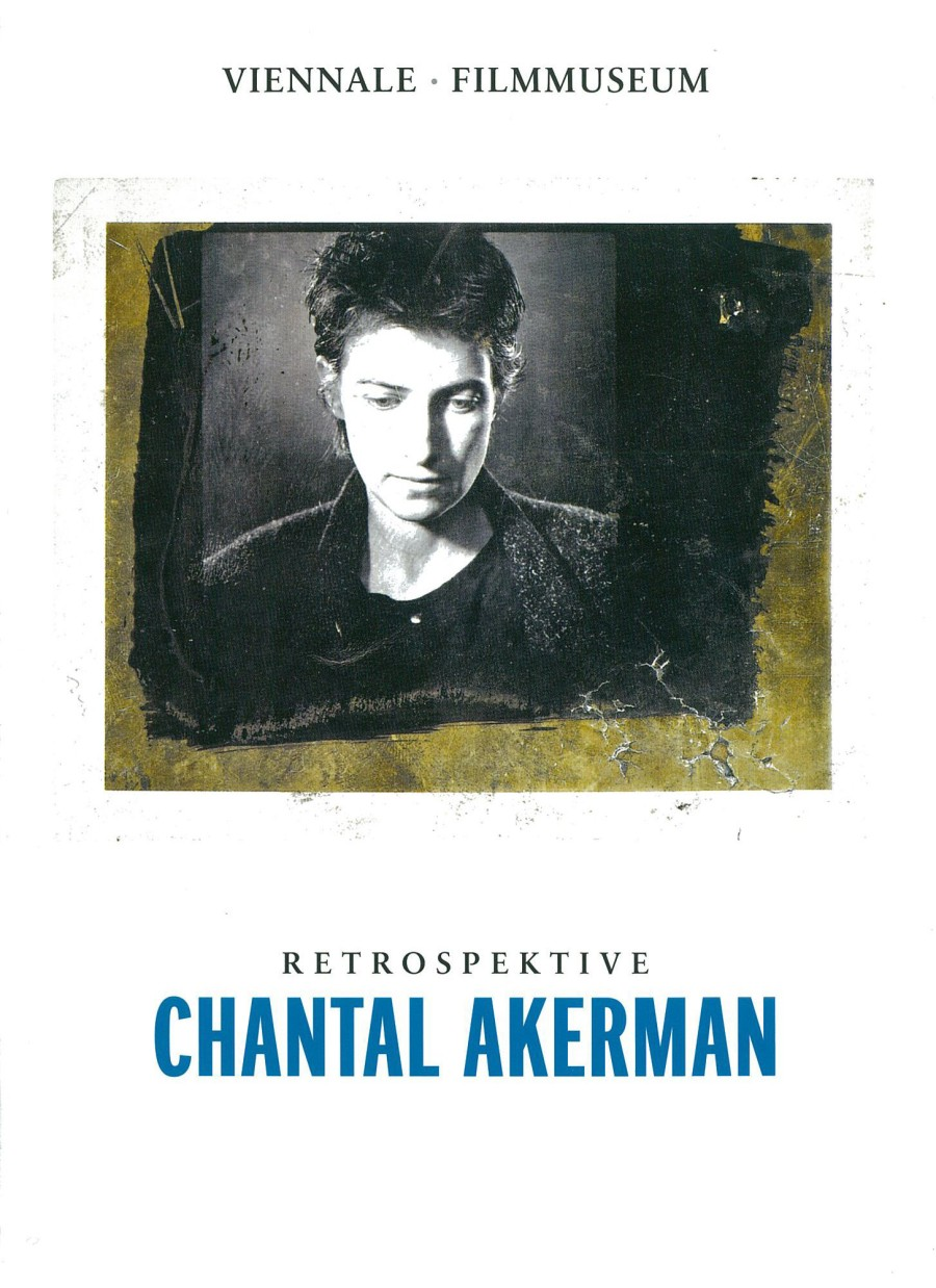 Cover V11 Chantal                                     Akerman