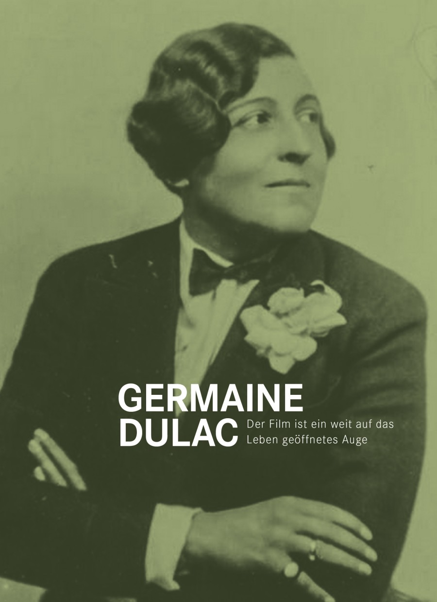 Cover Germaine Dulac