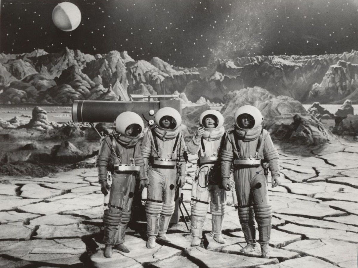Destination Moon, 1959, Irving Pichel