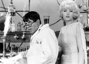 The Nutty Professor, 1963, Jerry Lewis