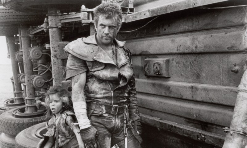 Mad Max 2: The Road Warrior, 1982, George Miller (Foto: National Film and Sound Archive of Australia)