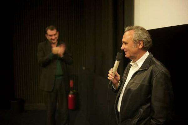 Alexander Horwath, Joe Dante @ Robert Newald
