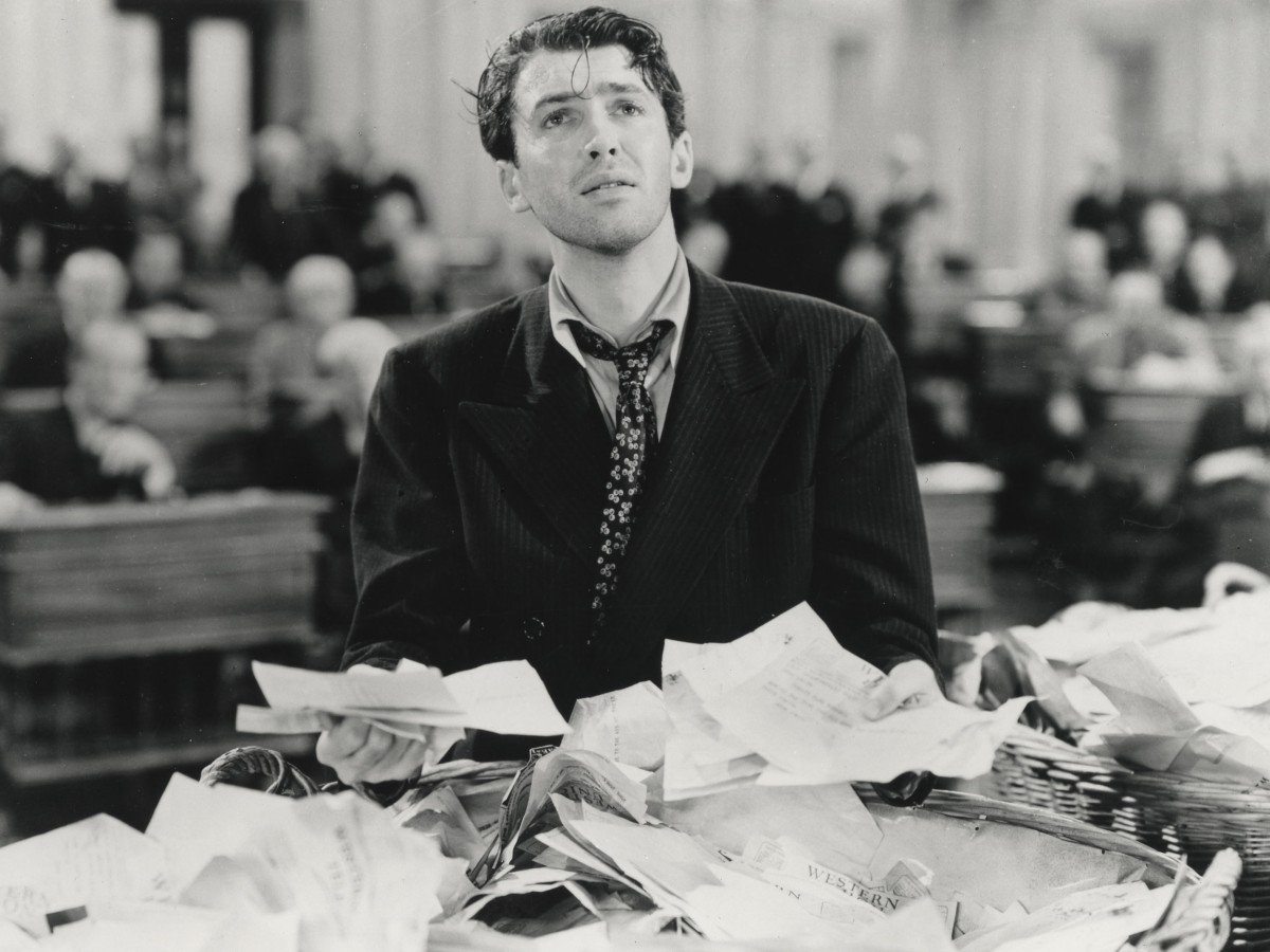 Mr. Smith Goes to Washington, 1939, Frank Capra
