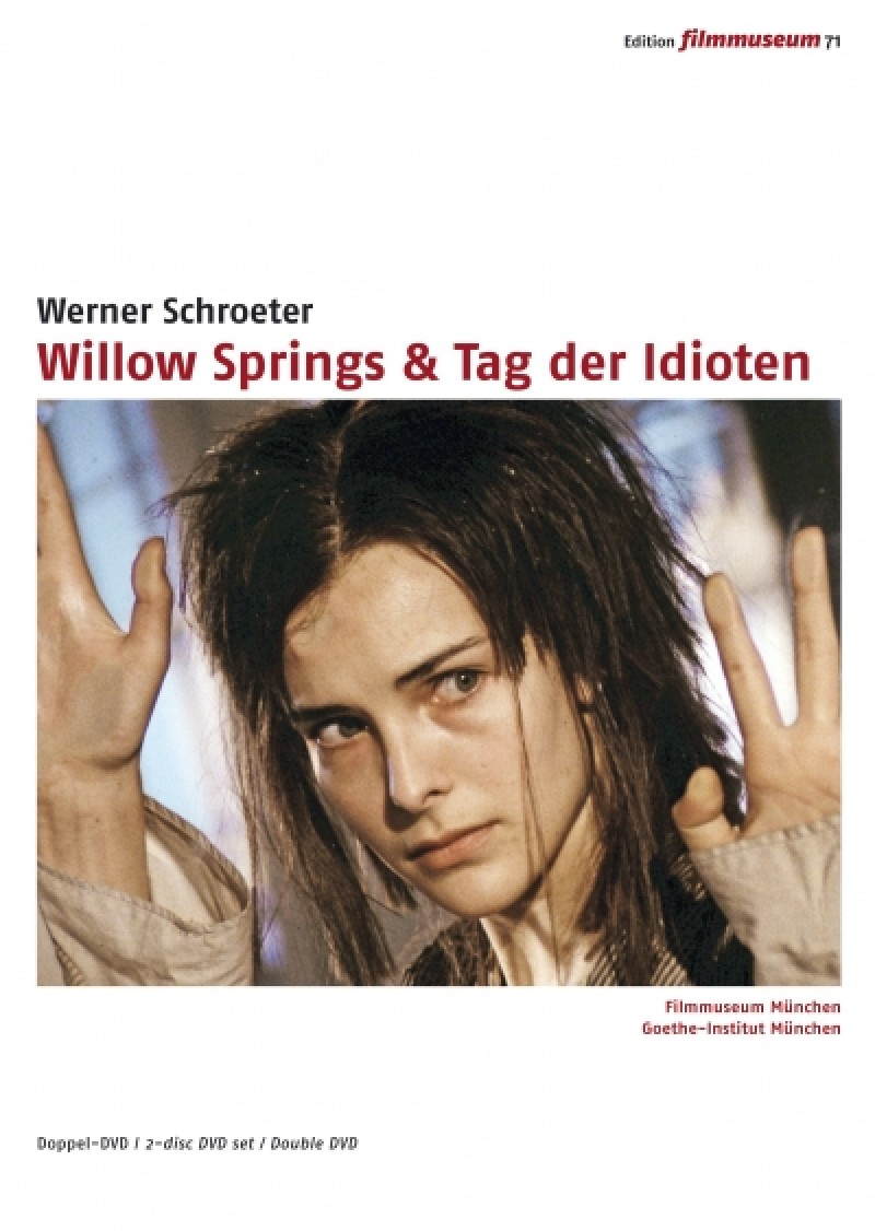 Cover Willow Springs | Tag der Idioten