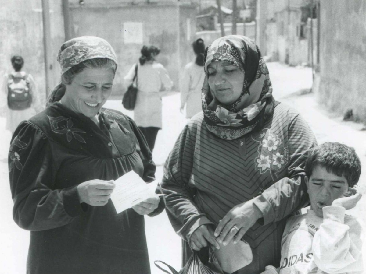 Ha-Nashim Mimul / The Women Next Door, 1992, Michal Aviad                                           (Foto: Tel Aviv Cinematheque)