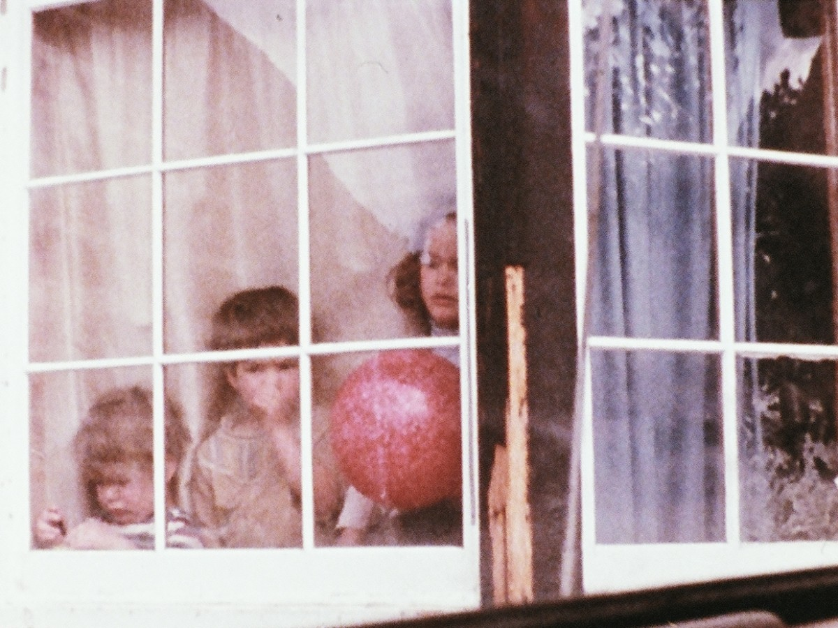 Scenes From Under Childhood, 1967–70, Stan Brakhage (Kadervergrößerung ÖFM)