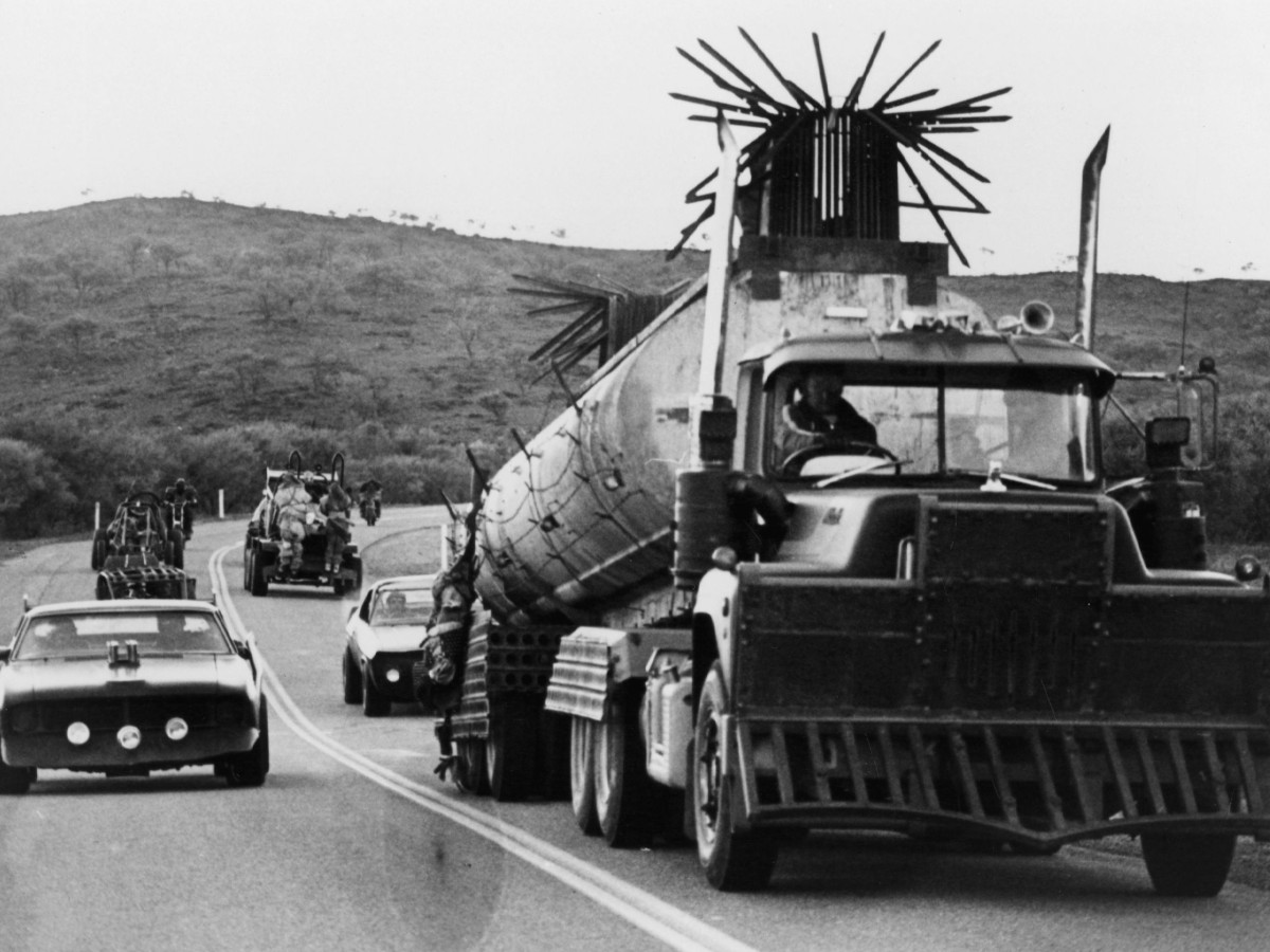 Mad Max 2: The Road Warrior (Foto: Deutsche Kinemathek)