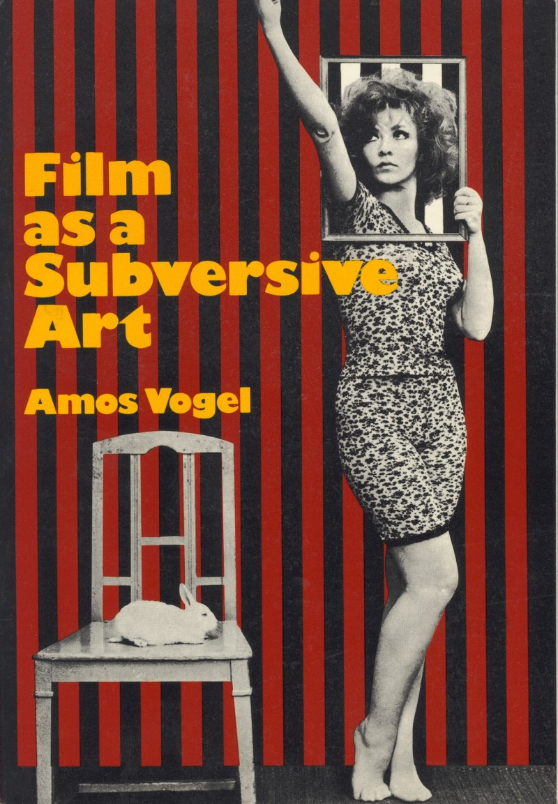 "Cover ""Film as a Subversive Art"""