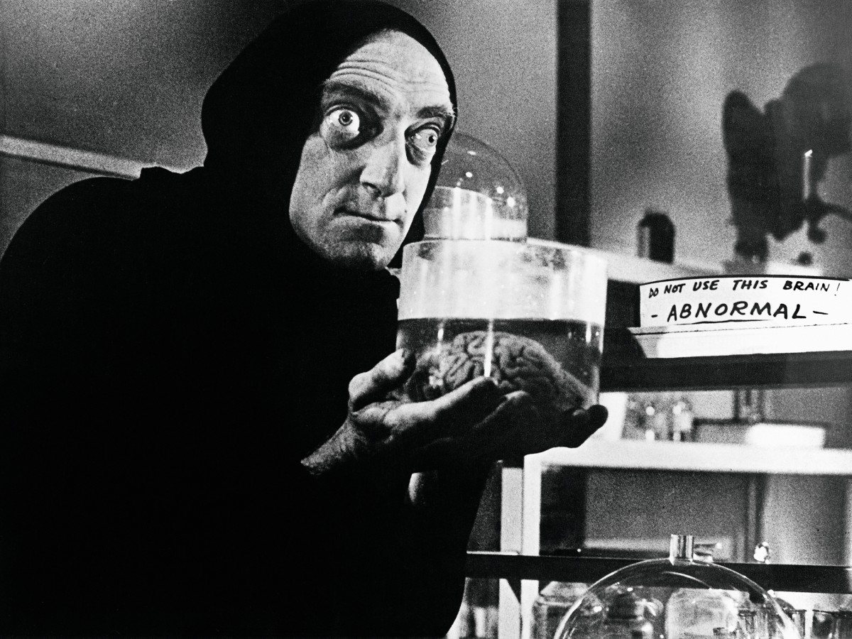 Young Frankenstein, 1974, Mel Brooks