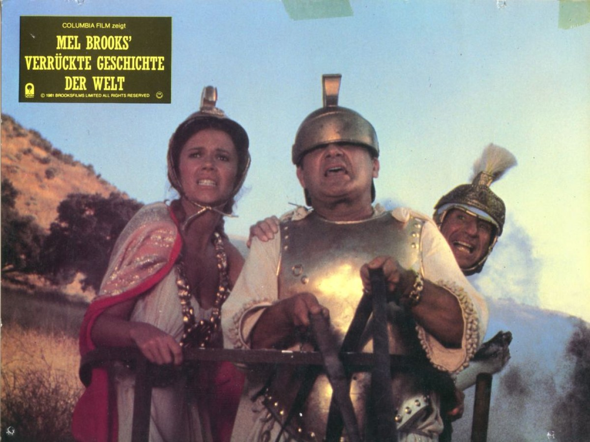 History of the World: Part 1, 1982, Mel Brooks