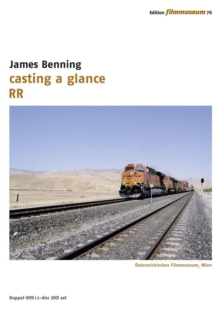 Cover casting a glance / RR
