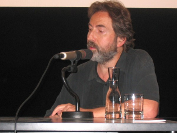 "Viennale-Direktor Hans Hurch zum Thema ""Filmfestivals und die Utopie Film"" am 23. September                                     2004"