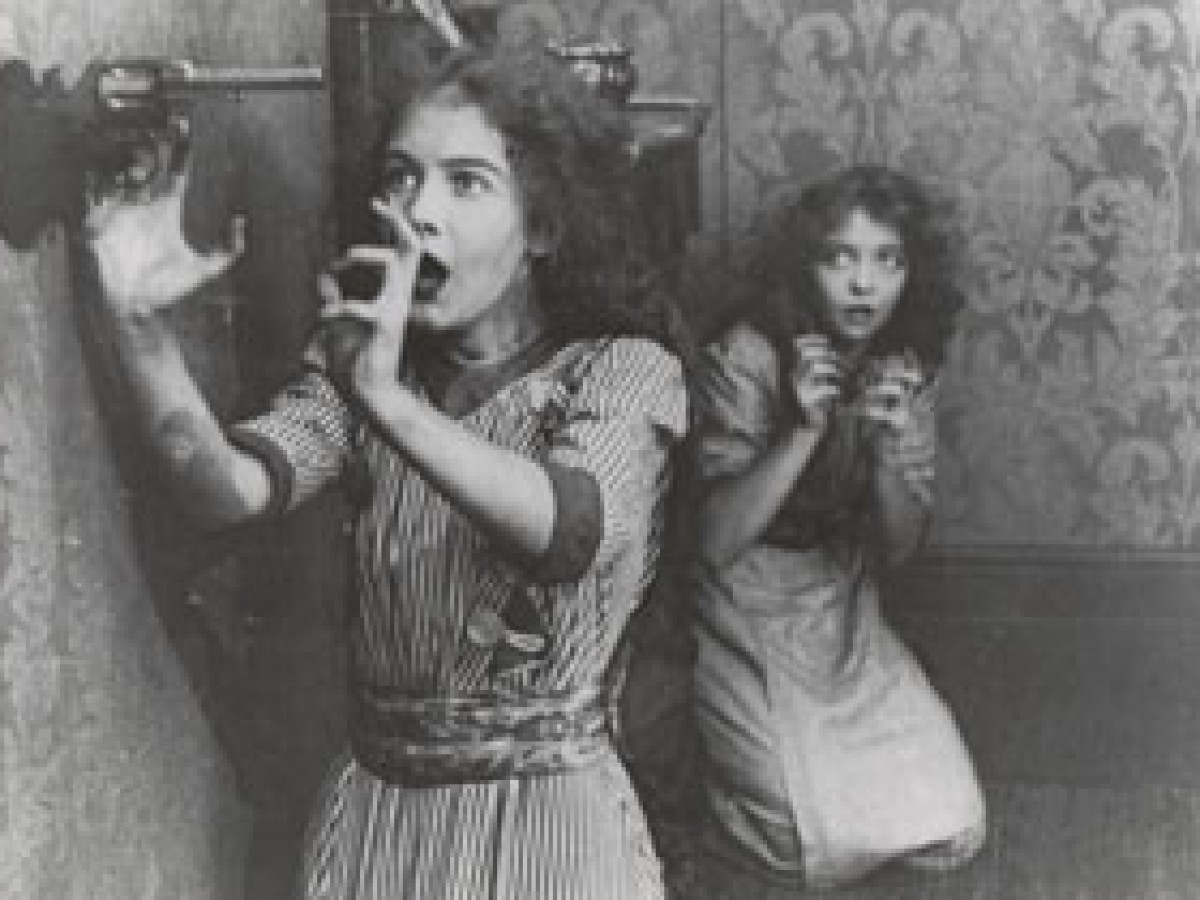 An Unseen Enemy, 1912, D. W. Griffith