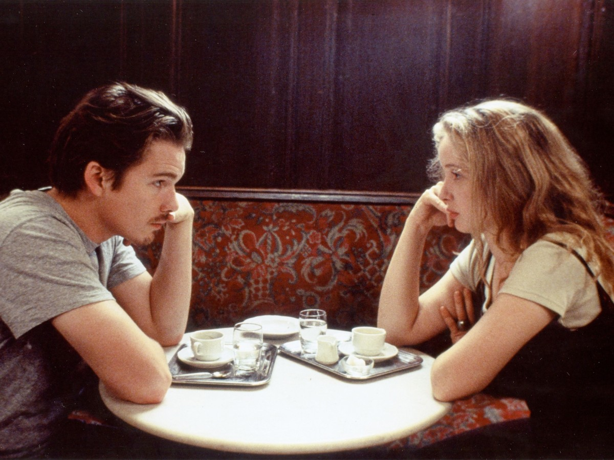 Before Sunrise, 1995, Richard Linklater