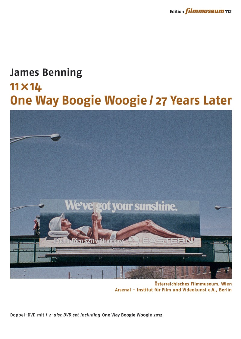 Cover 11x14 / One Way Boogie Woogie/27 Years Later