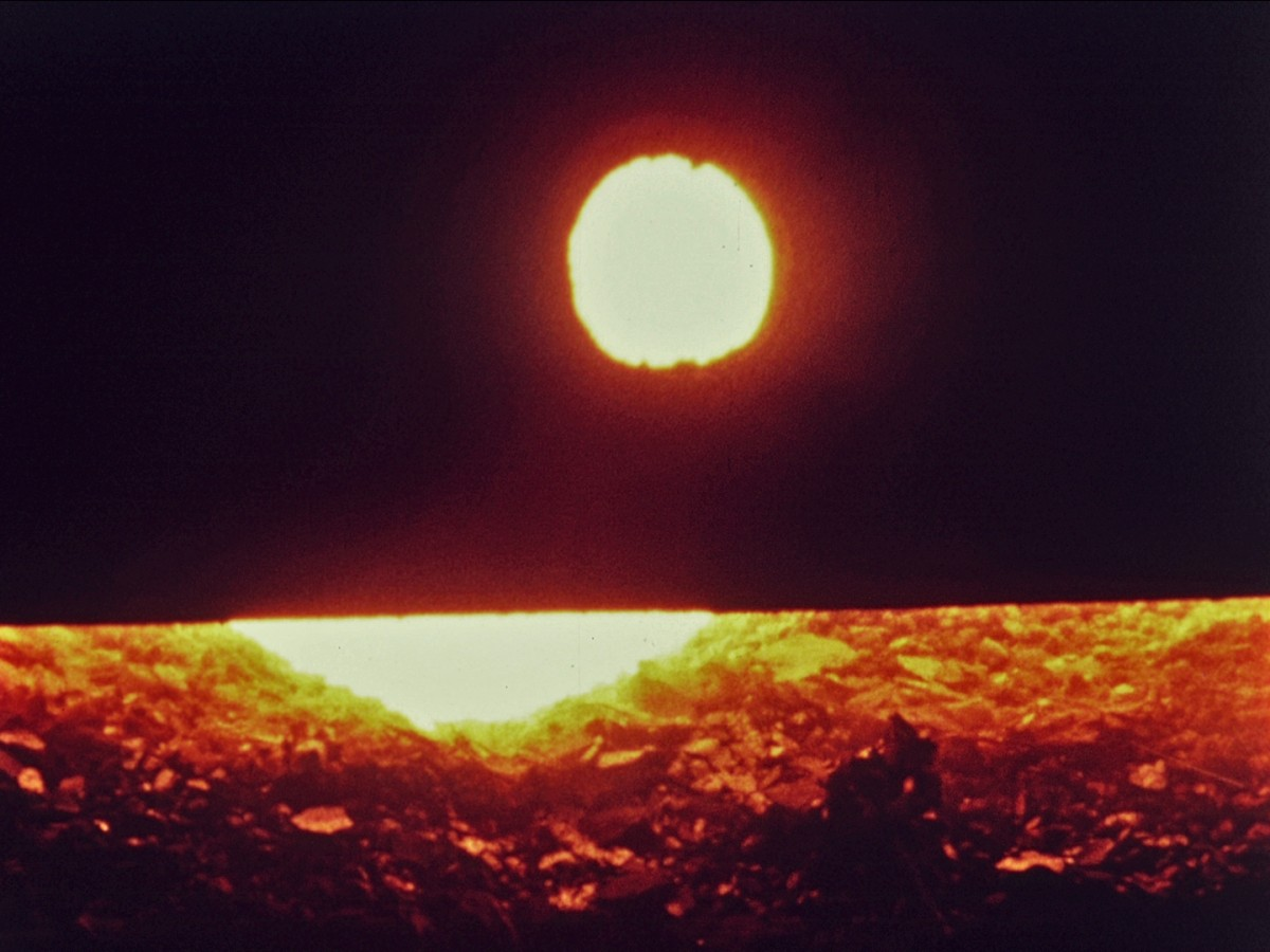 Winter Solstice, 1974, Hollis Frampton (courtesy of the Criterion Collection)