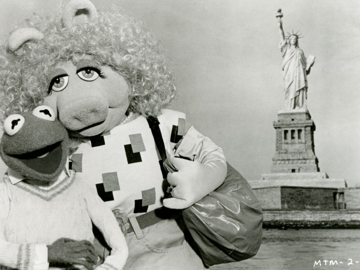 The Muppets Take Manhattan, 1984, Frank Oz