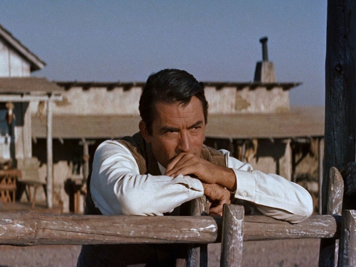 The Big Country, 1958, William Wyler