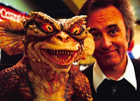 Joe Dante am Set von Gremlins, 1984 (Foto: Renfield Productions)