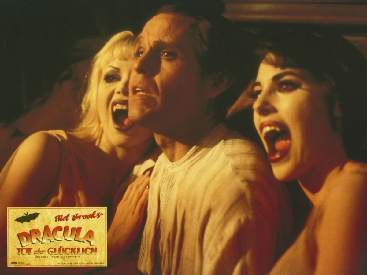 Dracula – Dead and loving it, 1995, Mel Brooks (Foto: Deutsche Kinemathek)