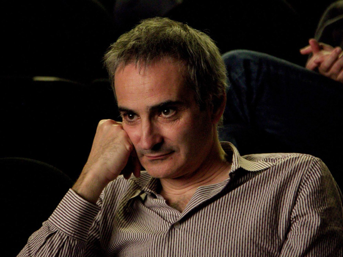 Olivier Assayas © Robert Newald