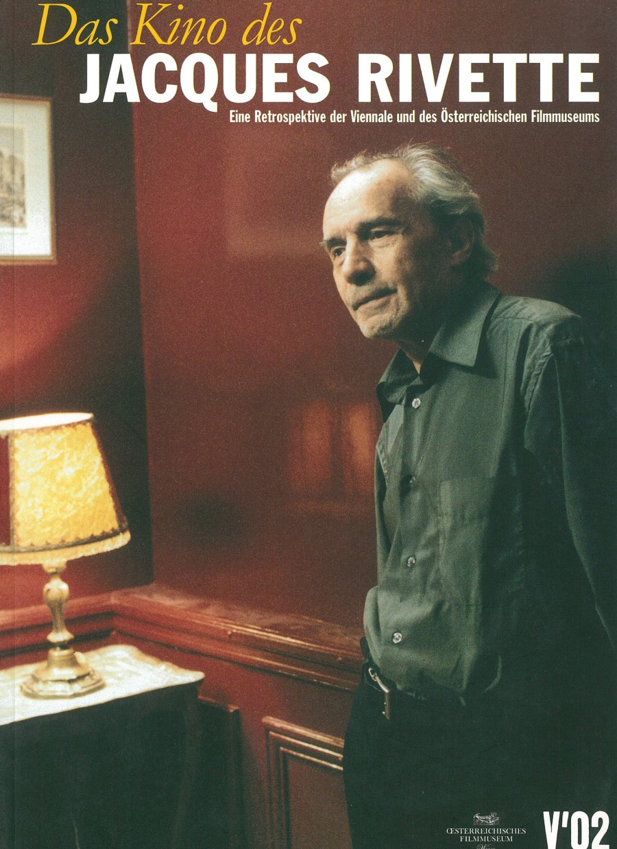 Cover V02 Das Kino des Jacques Rivette