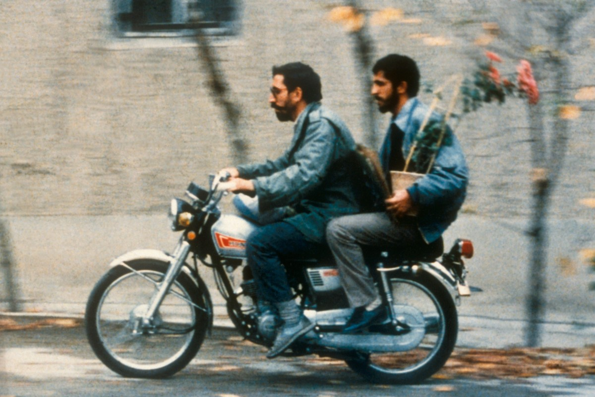 Nema-ye nazdik / Close-Up, 1990, Abbas Kiarostami