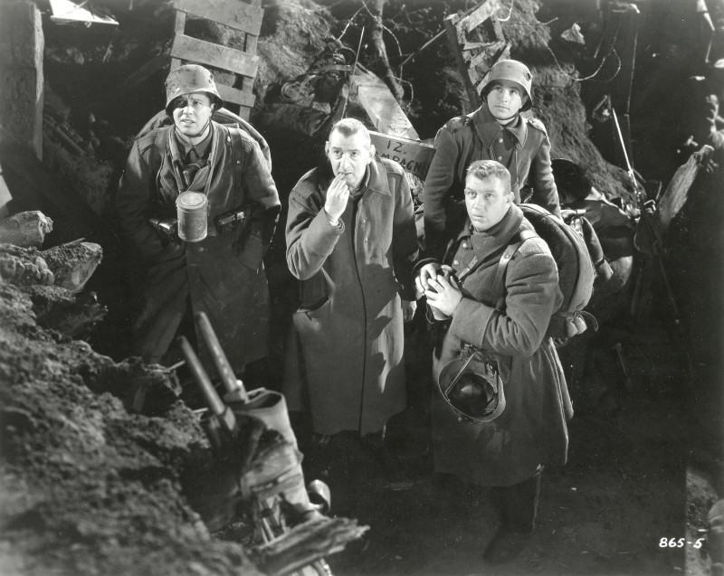 The Road Back, 1937, James Whale