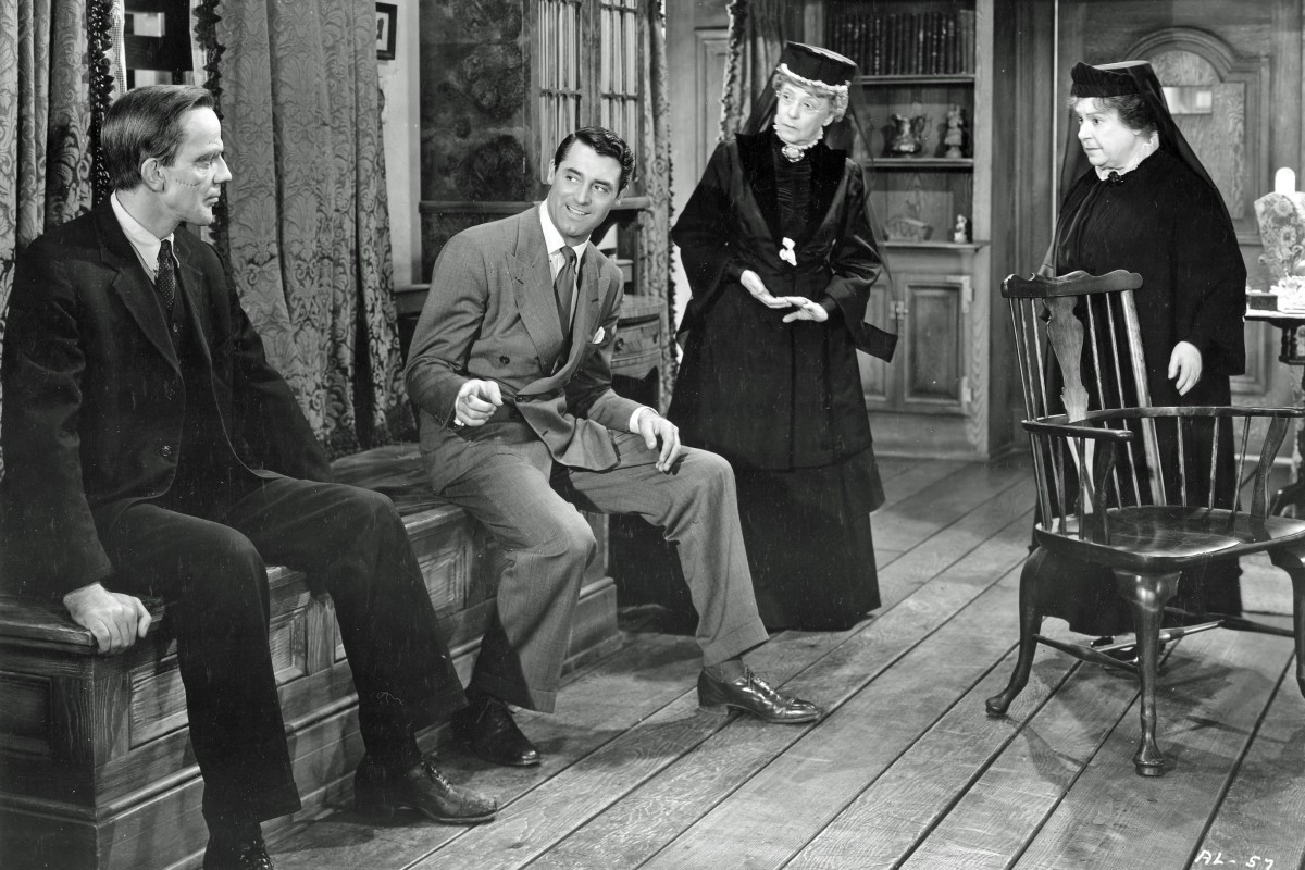 Arsenic and Old Lace, 1944, Frank Capra