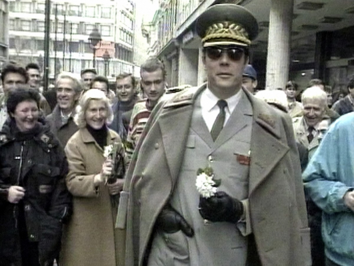 Tito po drugi put među Srbima (Tito Among the Serbs for the Second Time), 1994, Želimir Žilnik (Foto: Viennale)