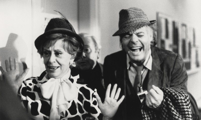 Ginger e Fred (Ginger und Fred), 1986, Federico Fellini